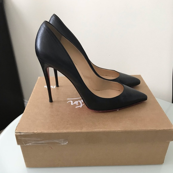 new styles 1ce13 d4ed2 Christian Louboutin Pigalle Follies Size 42 100mm